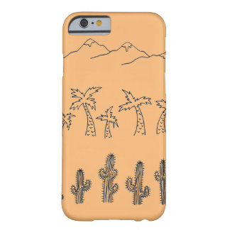 iPhone 6/6s Orange Landscape Case Barely There iPhone 6 Case