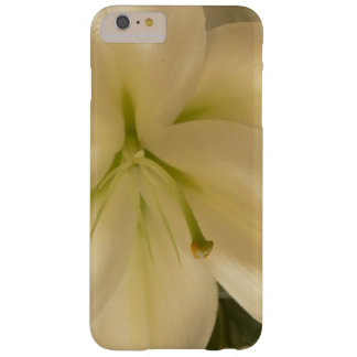 iPhone 6/6s Plus, Barely There White Lillum Flower Barely There iPhone 6 Plus Case