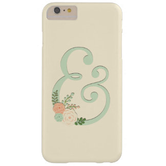 iPhone 6/6s Plus Shabby Chic Ampersand Case