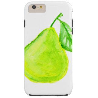iPhone 6/6s Plus, Tough Phone Case Pear