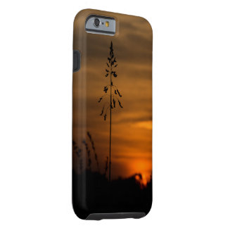 Iphone 6/6s sunset silhouette case