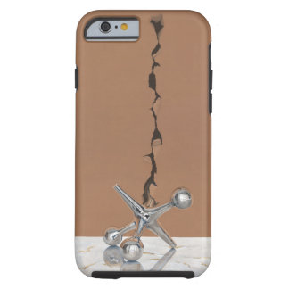 iPhone 6/6s, Tough Case: JACK THE RIPPER Tough iPhone 6 Case