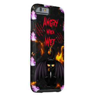 iPhone 6/6s, Tough Phone Case - Angry When Wet
