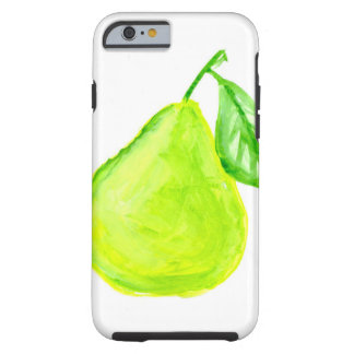 iPhone 6/6s, Tough Phone Case Pear