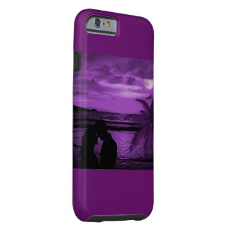 iPhone 6/6s, Tough Phone Case - Purple Haze