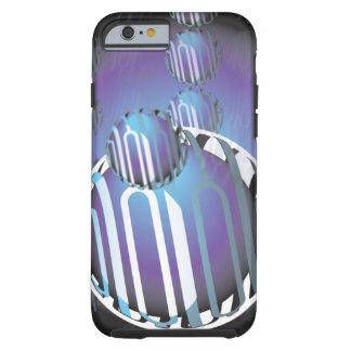 iPhone 6/6s, Tough Phone Case SPHERICAL UNIVERSE
