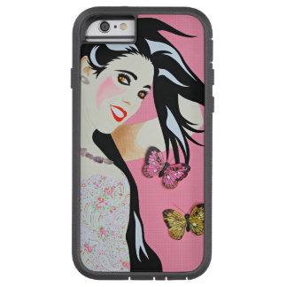 iPhone 6/6s, Tough Xtreme, Estefanía, collage art Tough Xtreme iPhone 6 Case