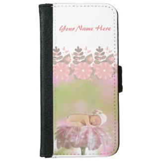 iPhone 6/6s Wallet Case Baby Fairy Design