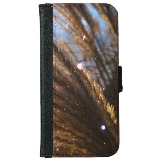 iPhone 6/6s Wallet Case Golden Wheat Light Rays