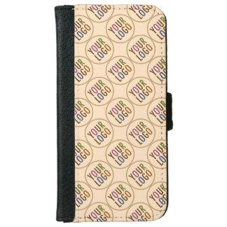 iPhone 6 6s Wallet Case with Custom Logo Branding