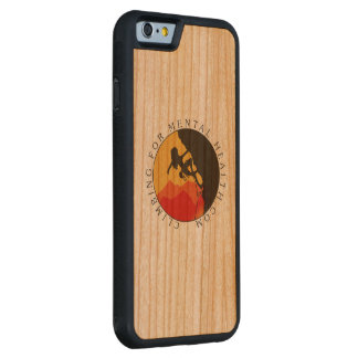 Iphone 6/6s Wood Cherry Bumper Case