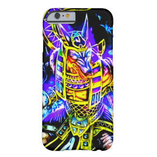 iPhone 6 Barely There Anime Egyptian God Anubis Barely There iPhone 6 Case