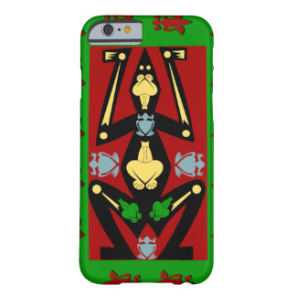 iPhone 6, Barely Tribal There Frog Barely There iPhone 6 Case
