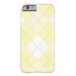 iPhone 6 case - Argyle Squares - Sunshine
