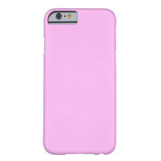 iPhone 6 case Baby Pink Barely There iPhone 6 Case