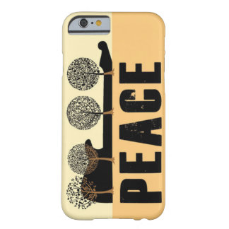 iPhone 6 case barly there QPC template Barely There iPhone 6 Case