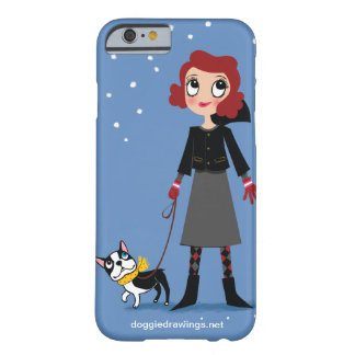 "iPhone 6 case: Boogie Loves All-Mighty ""Baroness"" Barely There iPhone 6 Case"