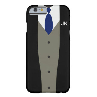 iPhone 6 case Classy Men's Suit Case Barely There iPhone 6 Case