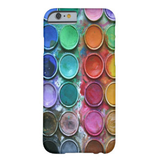 """iPhone 6 case """"Color Box"""" Barely There iPhone 6 Case"""