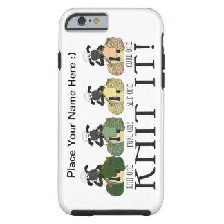 iPhone 6 case cute sheep Knit it case Tough iPhone 6 Case