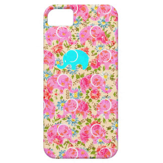 iPhone 6 Case Elephant Flower Floral