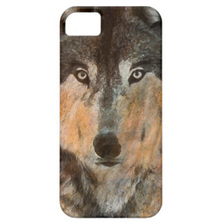 iPhone 6 Case Featuring a Timber Wolf Painting