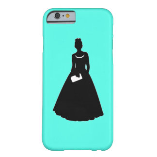 iPhone 6 Case for Bride or Bridesmaid Barely There iPhone 6 Case