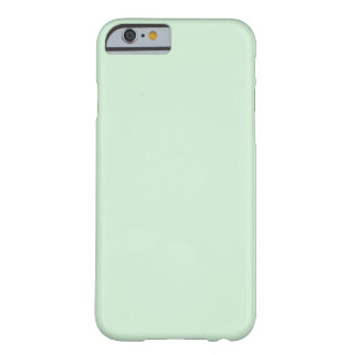 iPhone 6 case Mint Green Barely There iPhone 6 Case