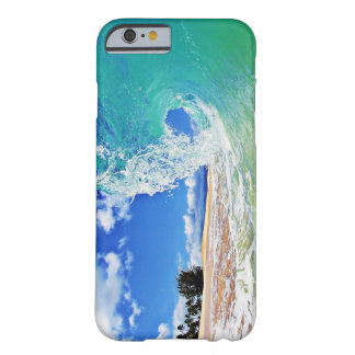 iPhone 6 case Ocean Wave Photo by Paul Topp Barely There iPhone 6 Case