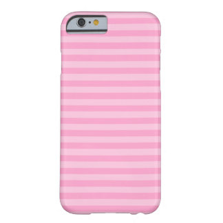 iPhone 6 case Pink Stripes Barely There iPhone 6 Case