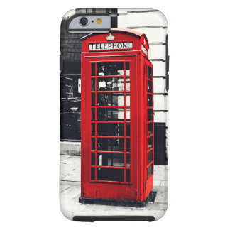 iPhone 6 case Red Telephone Box Case Tough iPhone 6 Case