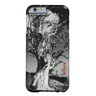 iPhone 6 Case, Scary Tree