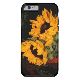 iPhone 6 case Sunflowers