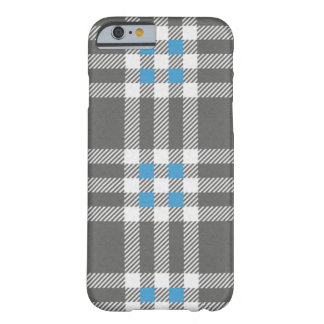 iPhone 6 case - Texture Plaid - Plankton Barely There iPhone 6 Case