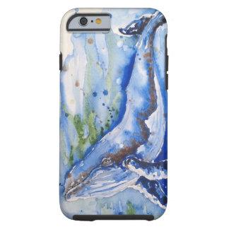 IPhone 6 case Whale Ocean Humpback whale Marine