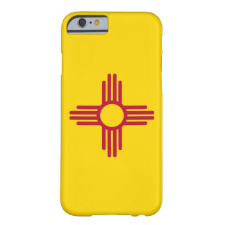iPhone 6 case with Flag of New Mexico Barely There iPhone 6 Case