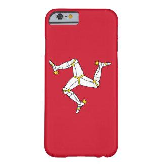 iPhone 6 case with Isle of Man Flag, UK