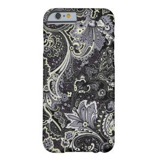 iPhone 6 case with unique batik pattern#09