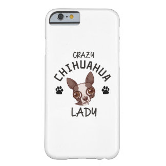 iPhone 6 Chihuahua Cell Phone Cas Barely There iPhone 6 Case