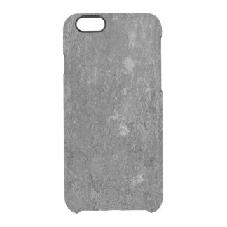 iPhone 6 Clearly™ Deflector Case - Concrete Black