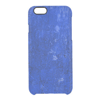 iPhone 6 Clearly™ Deflector Case - Concrete Blue