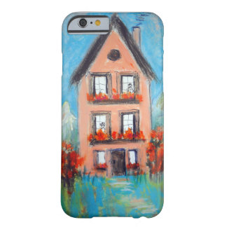 "iPhone 6 Cover ""Jolly House"" Barely There iPhone 6 Case"