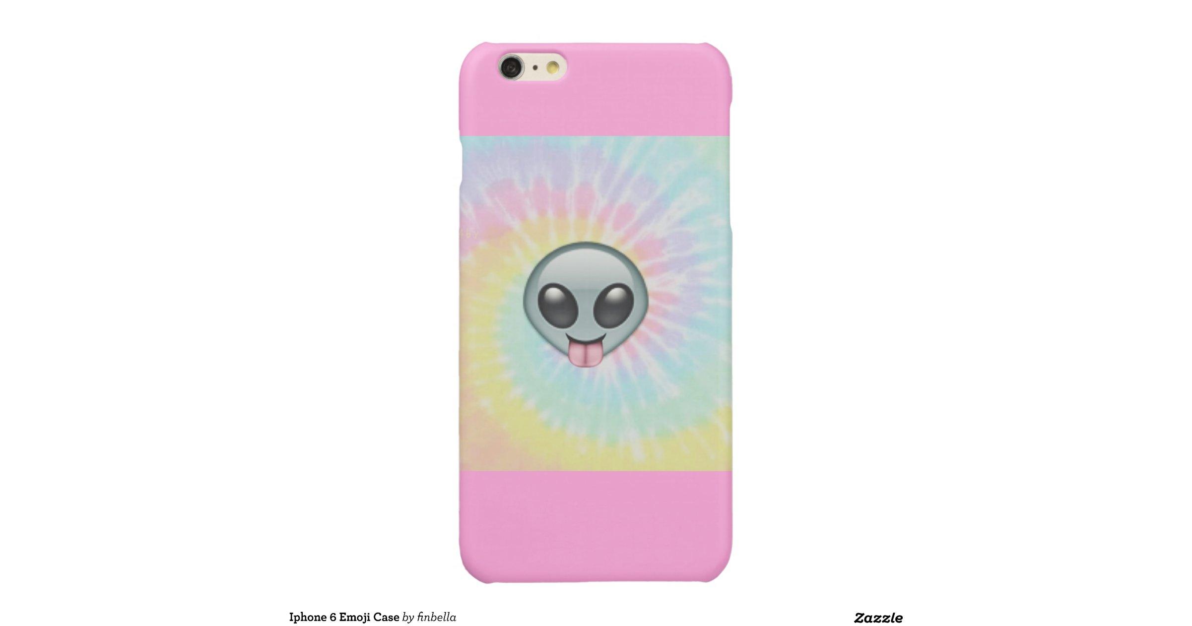 Iphone 6 Emoji Case | Zazzle