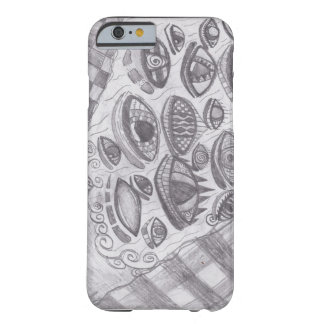 iPhone 6, Eye See U Barely There iPhone 6 Case