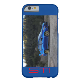 Iphone 6 Impreza STI Case