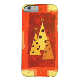 iphone 6 patchwork tree phone cover