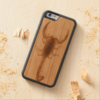 iPhone 6 phone case with scorpion