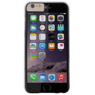 iPhone 6 Plus, Barely There, Mirror image, screen iPhone 6 Plus Case