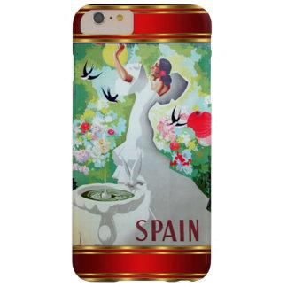 IPhone 6 Plus Case Vintage Spain