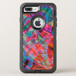 iPhone 6 Plus Colorful Stained Glass